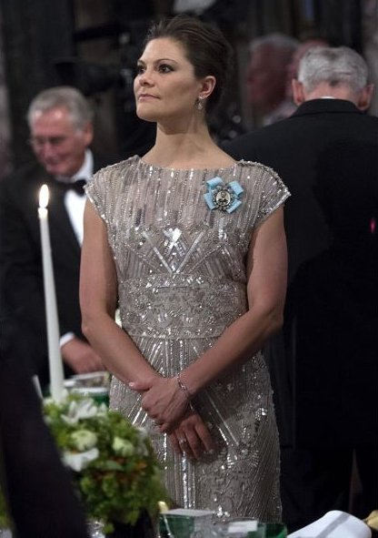 Crown Princess Mary and Crown Prince Frederik of Denmark, Princess Marie and Prince Joachim of Denmark, Crown Princess Victoria and Prince Daniel of Sweden, Crown Prince Haakon and Crown Princess Mette-Marit of Norway, King Harald