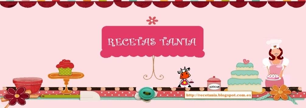 Recetas Tania