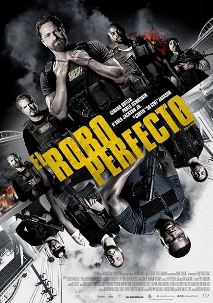 Den of Thieves (El Robo Perfecto) (2018) 720p y 1080p WEBRip mkv AC3 5.1 ch subs español