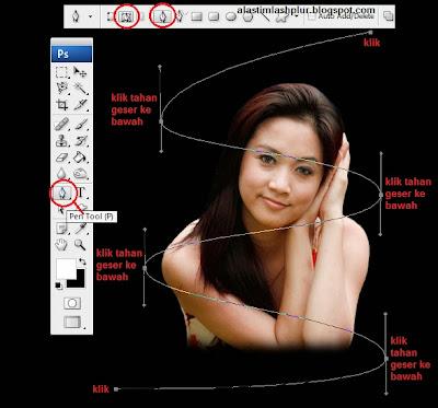 Cara Membuat Wallpaper Keren Dengan Efek Futuristik Menggunakan Photoshop