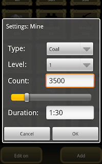 the settlers online timer settings english
