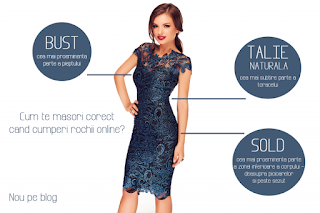 Rochii online: cum sa alegi marimea perfecta? 2