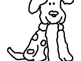 Stuff For Winter Coloring Page