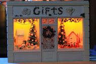 Рождественская витрина. № 8.