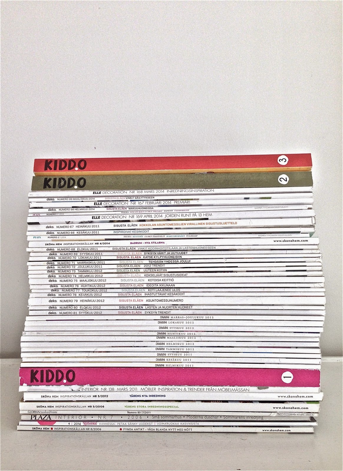 Magazines, kiddomagazine