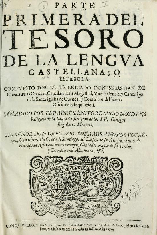 Tesoro Covarrubias