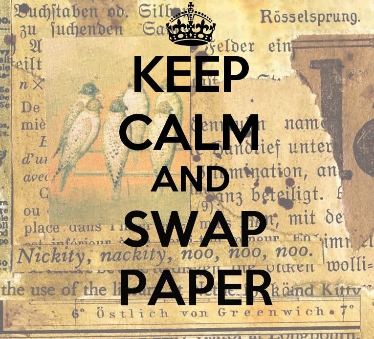 Spring Paper Swap