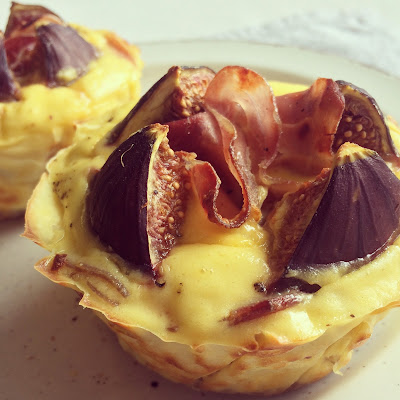 cheesecake figues jambon cru