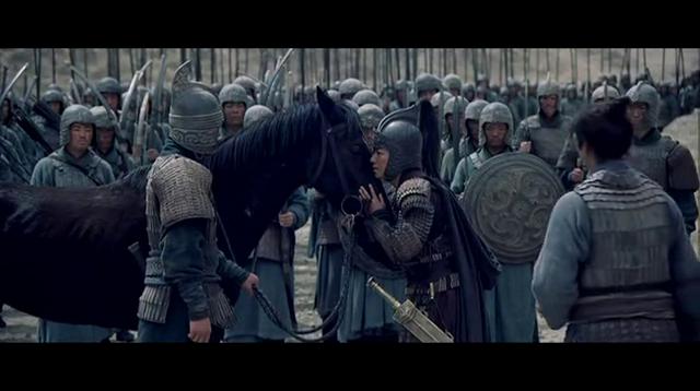 Imagens Mulan filme chines 2009