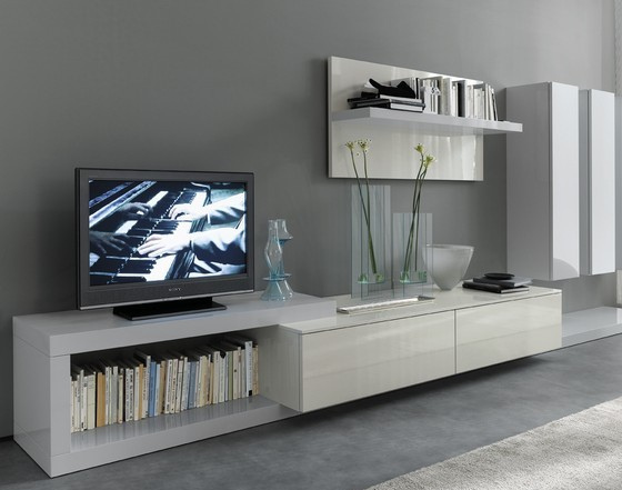 Viejitos Piolas muebles living rack tv