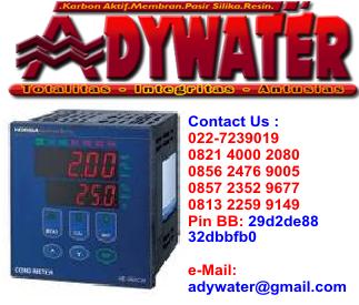 Sanitari Konduktivity Meter HE-960CW 2 Channel | Jual Konduktivity Meter