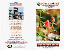 PHTQ SỐ 26 (TỪ BI & TRÍ TUỆ)