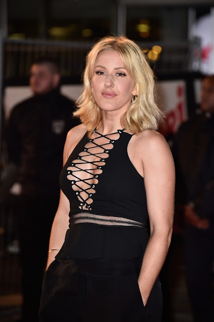 Singer @ Ellie Goulding - 17th NRJ Music Awards in Cannes, France