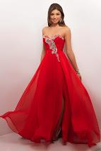 Blush Prom Dresses 2013