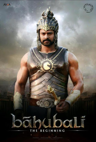 Baahubali (2015) Movie Poster No. 2