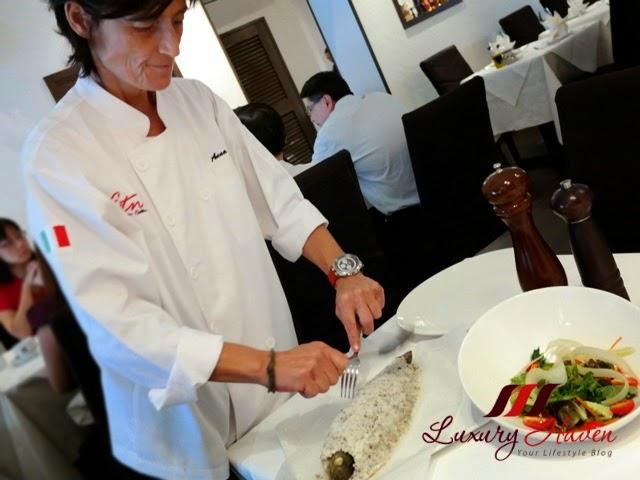 etna italian restaurant chef anna borrasi