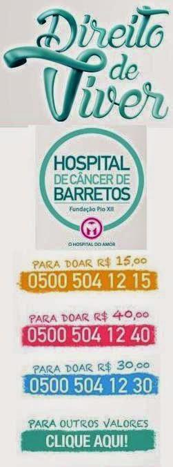 Direito de Viver 2014 HC Barretos