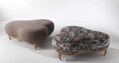 Muebles pr cticos por la decoradora experta septiembre 2013 for Pouf contemporain design