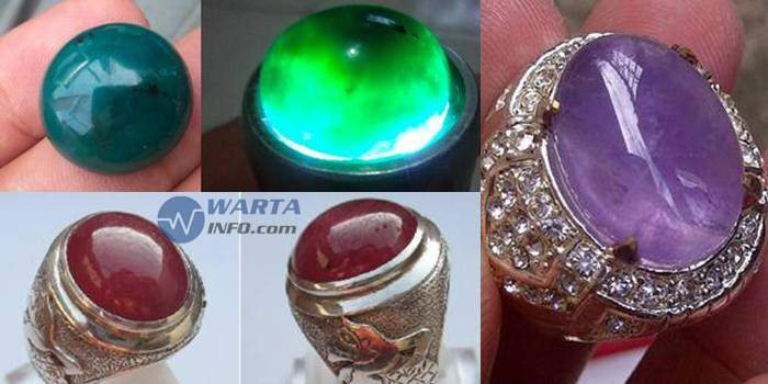 Harga jenis Batu Akik Cincin paling dicari di minati dan di incar kolektor orang saat ini
