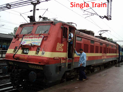 Shigla Train Station