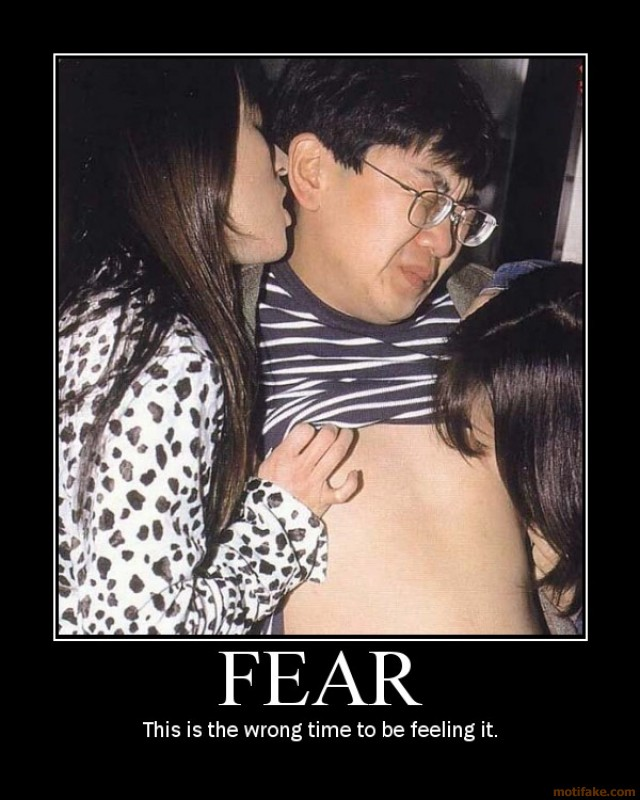 fear of sex phobia