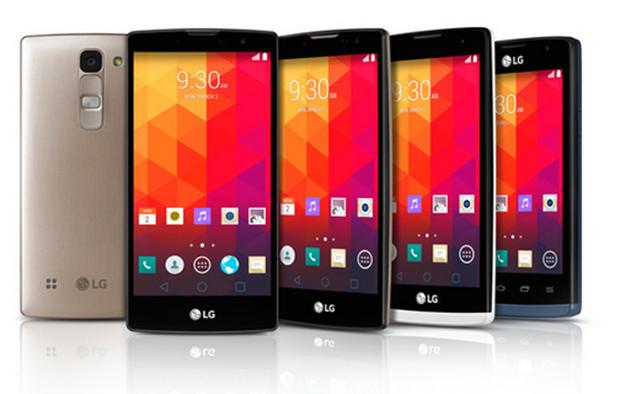 Nuevos LG en la MWC 2015