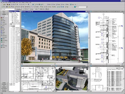 Autodesk Revit Architecture 3d-model