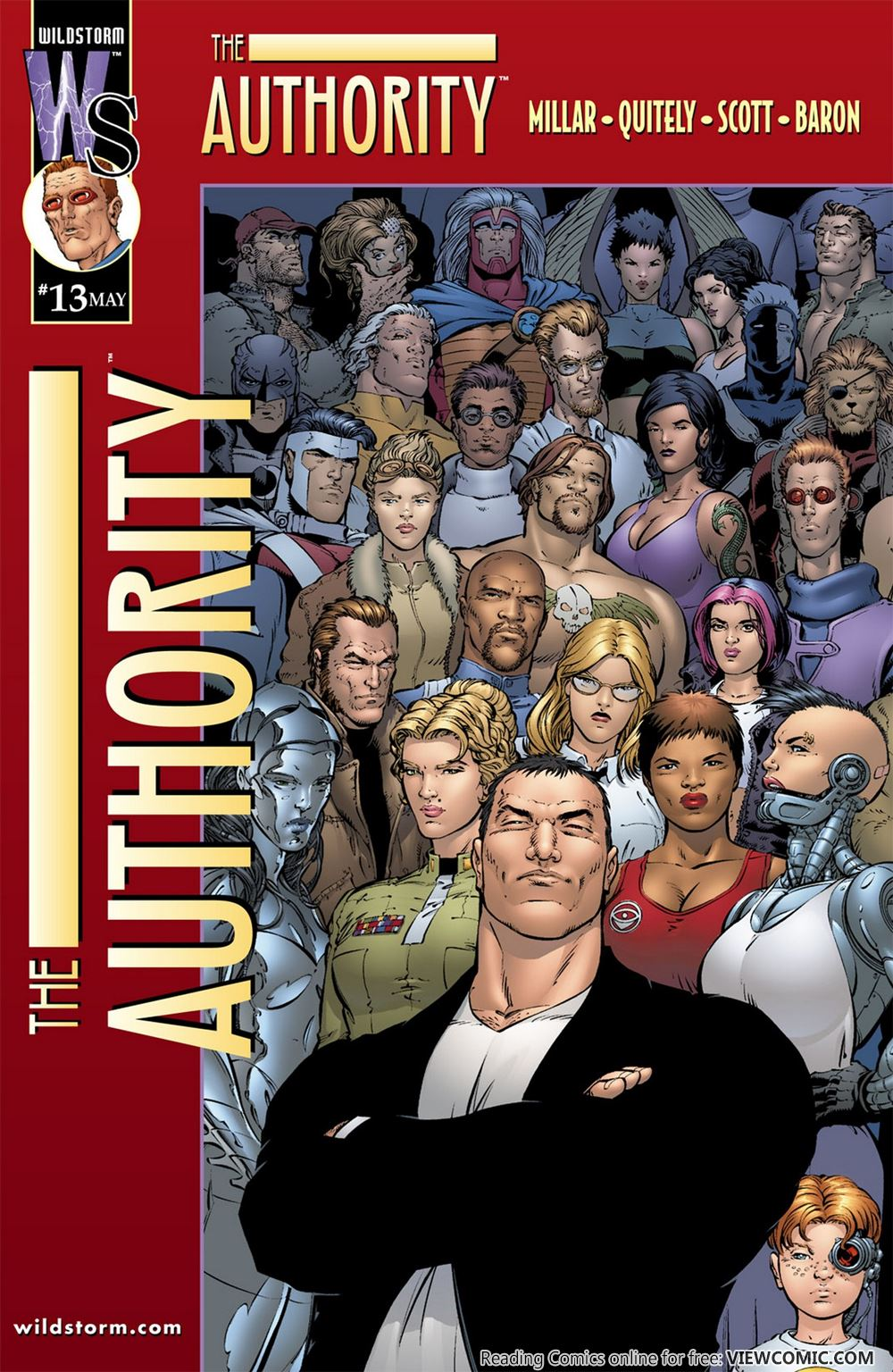 The Authority Volume 5 Download