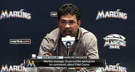 Ozzie Guillen�s Case Shows the Cuban Five Couldn�t Have Fair Trial in Miami