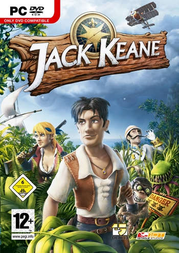 Jack Keane (2008) PC Full Español