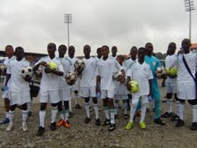 National U-13 team in big win as coach decamps six players