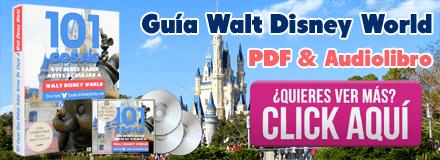 Guía Esencial Disney World