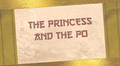 Cover, resensi film, film review, Kung Fu Panda : Legend of Awesomeness S01E02 - The Princess and the Po, pic