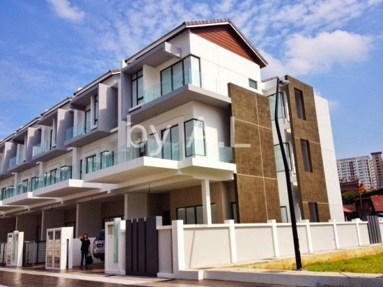 Alpropertypenang penang property penang property 3 for Terrace 9 classic penang