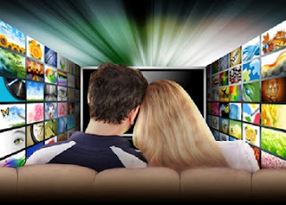 Streaming film ke TV dengan Wifi