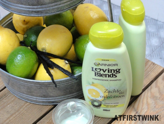 Garnier Loving Blends Lemon & soft clay