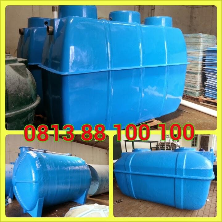 septic tank biotech modern, biofil, brosur, katalog, stp indonesia