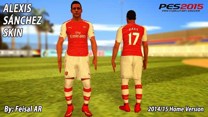 alexis sanchez arsenal gta