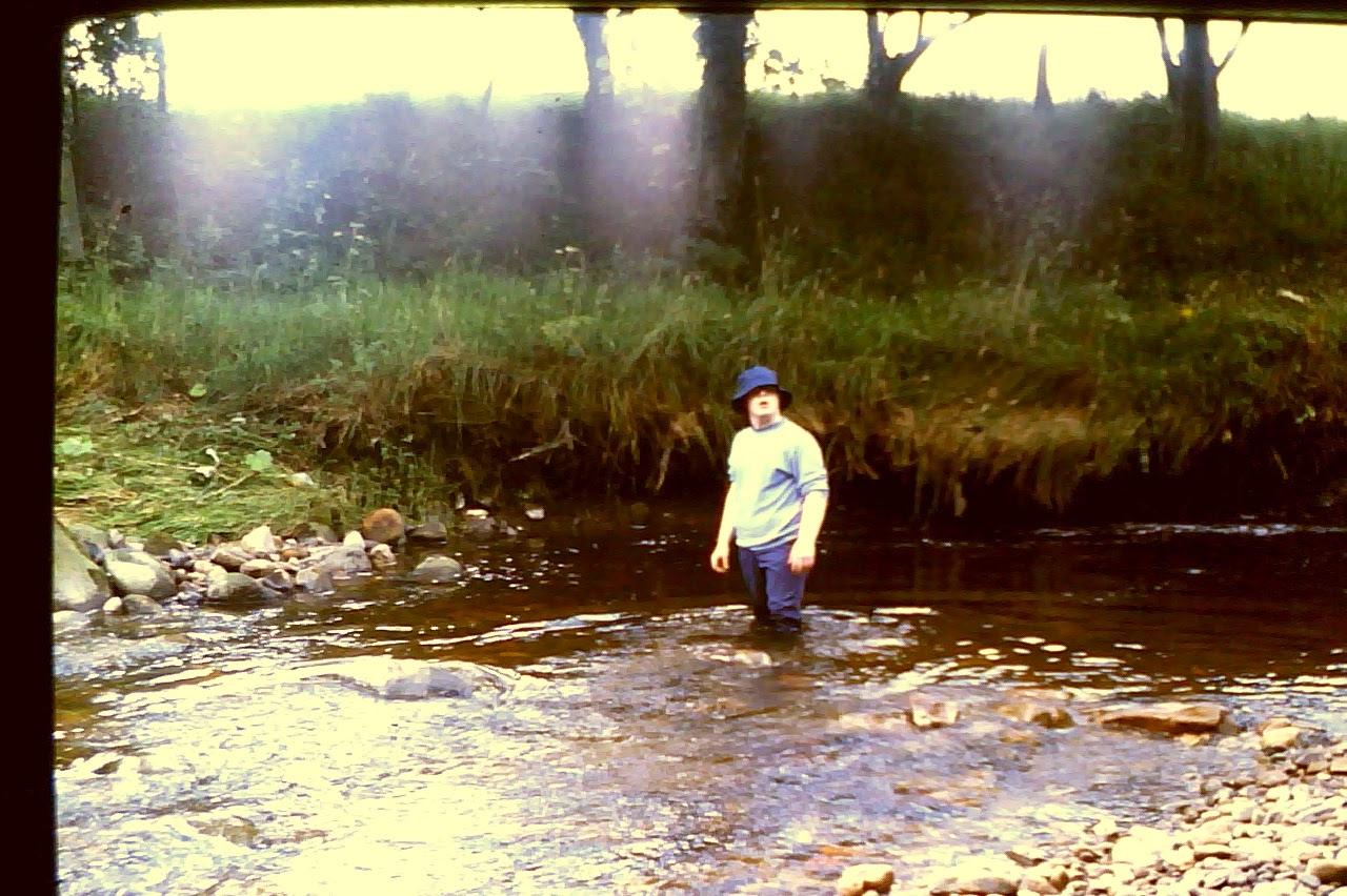Steve at Walmsley Bridge, 1876