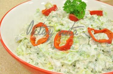 Oktay Usta Kerevizli Tavuk Salatası Tarifi Yeşil Elma
