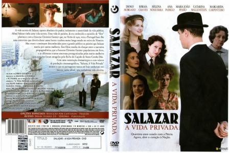 Salazar - A Vida Privada (2009) DVD Portugal