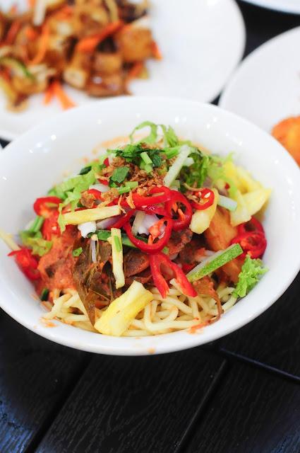 Agrobazzar Malaysia restaurant