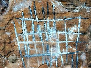 Inscrições Rupestres na Pedra Grande, São Pedro do Sul (RS)