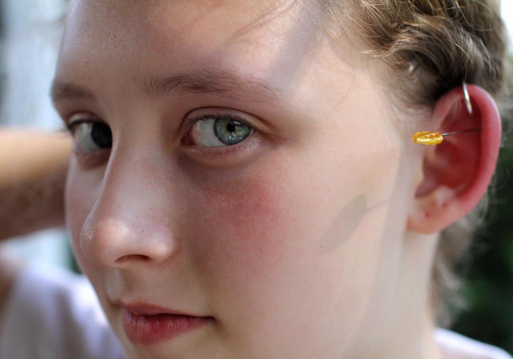 Ear Piercings Gone Wrong Do it yourself.