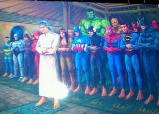SUPERHERO ISLAMI