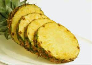Dica para o abacaxi ser mais doce