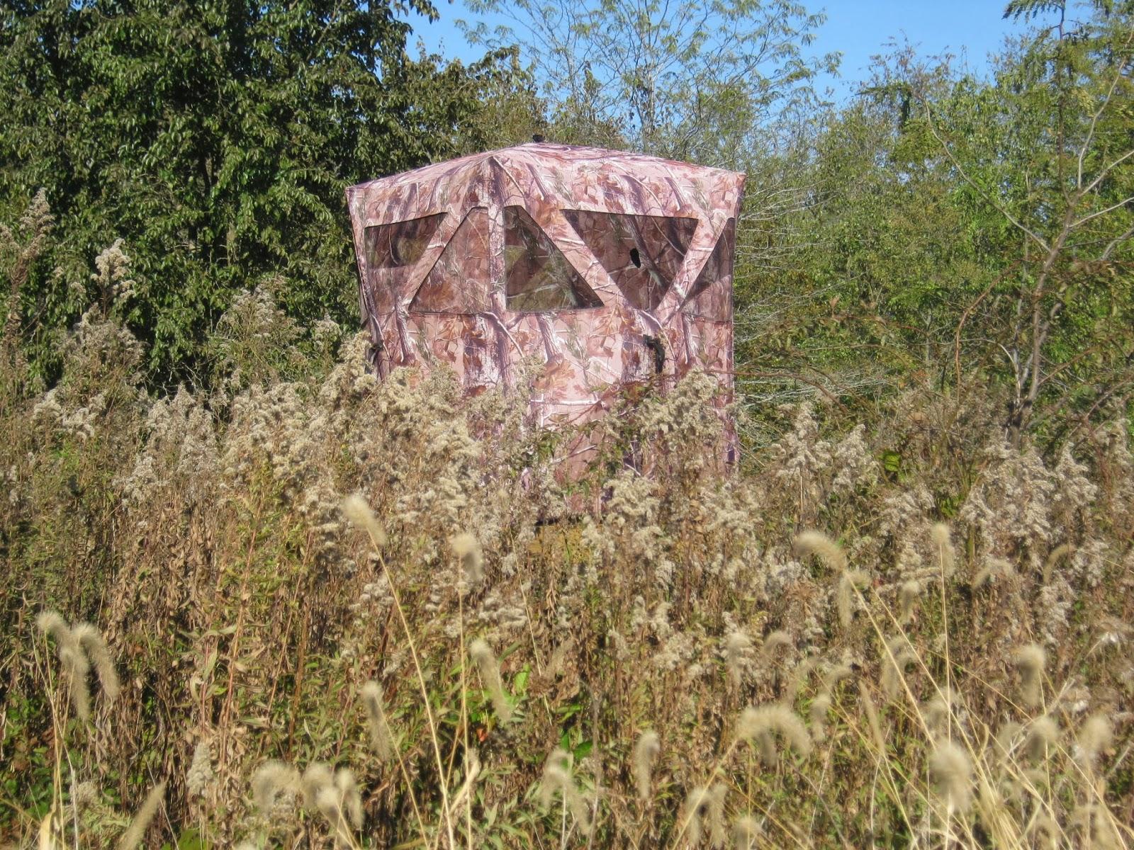 Observations in agriculture deer blinds for Deer blind images