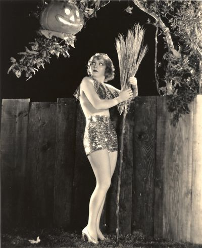 vintage halloween nancy carroll