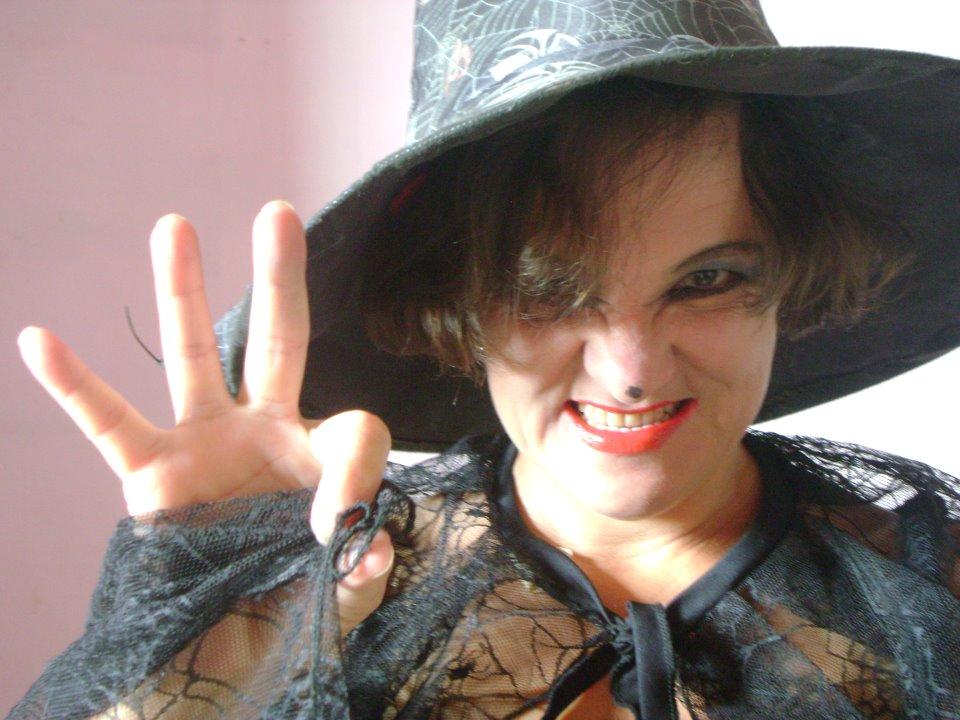 meu dia de bruxa