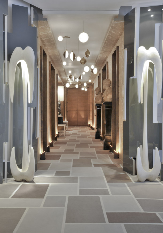 The style saloniste new french design at its best shape shifting - Shape shifting house ...